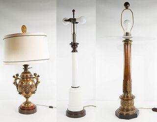 Table Lamp Assortment