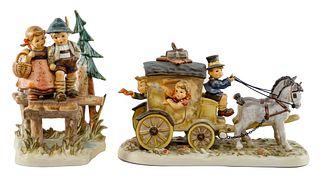 Hummel Century Collection Figurine Assortment