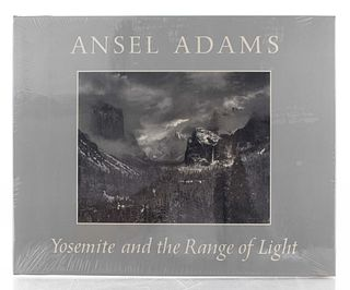 "Ansel Adams ""Yosemite and the Range of Light"""