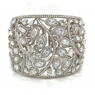 62.00 Ct Diamond Cuff