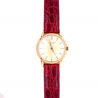 IWC Schaffhausen Yellow Gold Watch