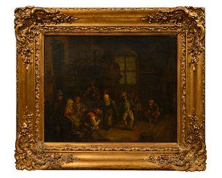 Attributed to Jans Josef Horemans I (Flemish, 1682-1759)