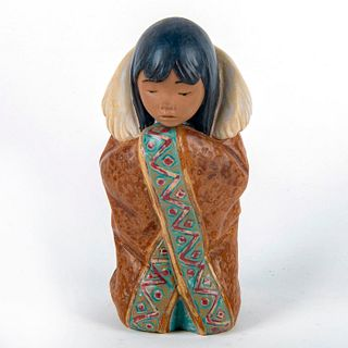 Arctic Winter 01012156 - Lladro Porcelain Figure