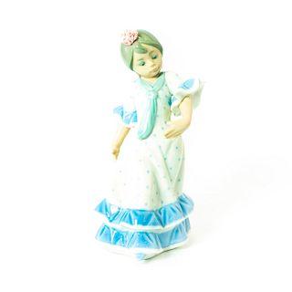 Ballerina Arms Up 01005192 - Lladro Porcelain Figure