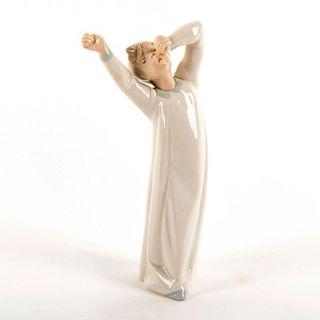Boy Yawning 1004870 - Lladro Porcelain Figure