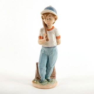 Can I Play ? 1007610 - Lladro Porcelain Figure