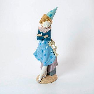 Clown with Trumpet 1005060 - Lladro Porcelain Figurine