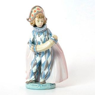 Concertina 1005695 - Lladro Porcelain Figurine