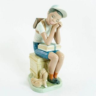 Exam Day 01005250 - Lladro Porcelain Figure