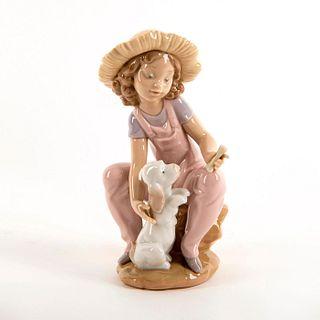 Friends Forever 1006680 - Lladro Porcelain Figure