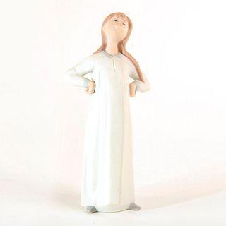 Girl Stretching 1014872 - Lladro Porcelain Figure