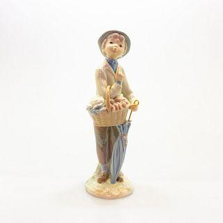 Little Gardener 01004726 - Lladro Porcelain Figure