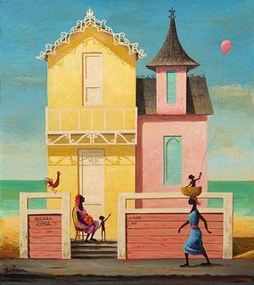 Orville Bulman (American, 1904-1978) Chateau Avere, M. Morue. 332