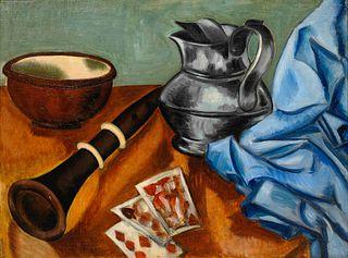 John Graham (American, 1886-1961) Still Life, c. 1923-31