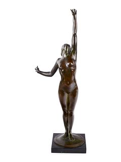 Harriet Whitney Frishmuth (American, 1880-1980) The Star, 1918