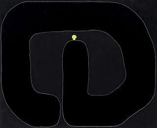 Sadamasa Motonaga (Japanese, 1922-2011) Untitled, 1968