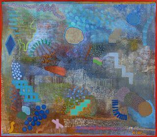 Robert Natkin (American, 1930-2010) Untitled (Field Mouse Series), c. 1970