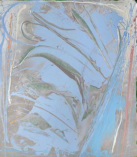 Dan Christensen (American, 1942-2007) Maternal Blues, 1984