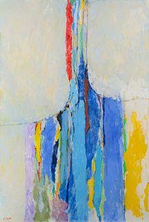 Arthur Osver (American, 1912-2006) Pharos, 1984