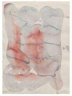 Sam Francis (American, 1923-1994) Untitled (SF60-020), 1960