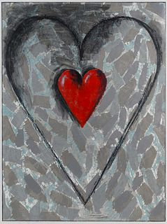 Jim Dine  (American, b. 1935) The Gray Fort, 2003