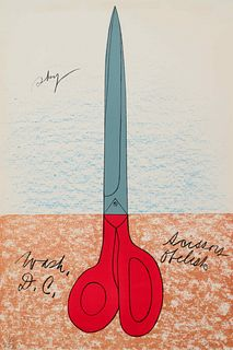 Various Artists (20th century) National Collection of Fine Arts Portfolio (the complete portfolio of seven prints), 1968