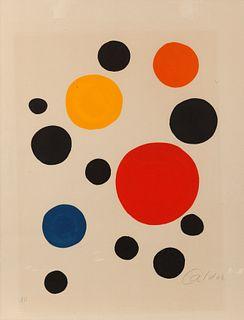 Alexander Calder (American, 1898-1976) Dots