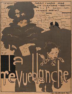 Pierre Bonnard (French, 1867-1947) La Revue Blanche, 1894