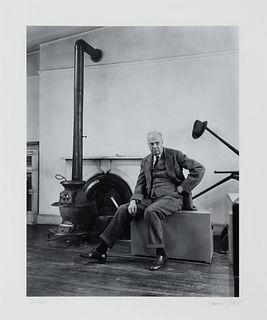 Berenice Abbott (American, 1898-1991) Edward Hopper, 1947