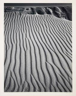 Ansel Adams (American, 1902-1984) Sand Dunes, Oceano, California, 1950