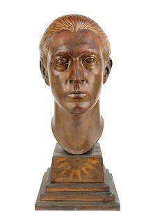 Paul Manship(American, 1885-1966)John Barrymore