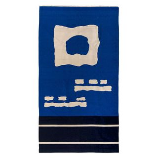 Ramona Sakiestewa  (Hopi, b. 1948)  Blue Corn 10, 1994