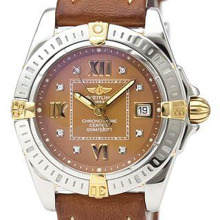 Breitling Cockpit Quartz Stainless Steel,Yellow Gold (18K) Women's Sports Watch B71356 BF526855