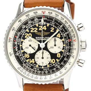 Breitling Navitimer Mechanical Stainless Steel Men's Sports Watch A12019 BF527442