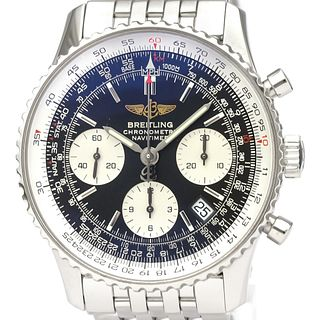 BREITLING Navitimer Steel Automatic Mens Watch A23322 BF526930