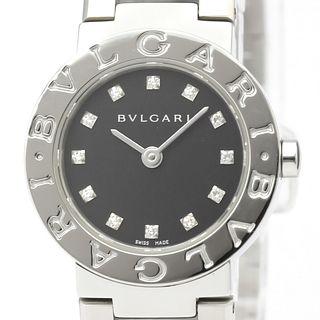 BVLGARI BVLGARI-BVLGARI Steel Quartz Ladies Watch BB23SS BF527463
