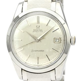 Omega Seamaster Automatic Stainless Steel Men's Dress Watch 166.010 BF527422