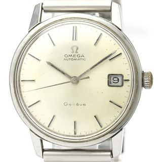 Omega Seamaster Automatic Stainless Steel Men's Dress Watch 166.037 BF527946