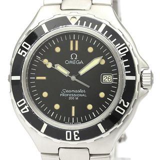 Omega Seamaster Quartz Stainless Steel Men's Sports Watch 396.1052 BF527484