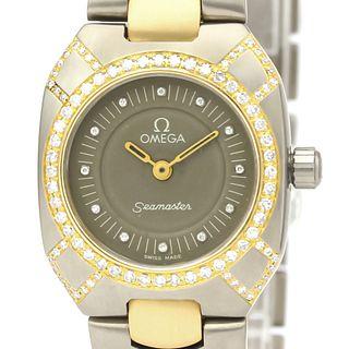 Omega Seamaster Quartz Titanium,Yellow Gold (18K) Women's Dress Watch 895.0845 BF527507