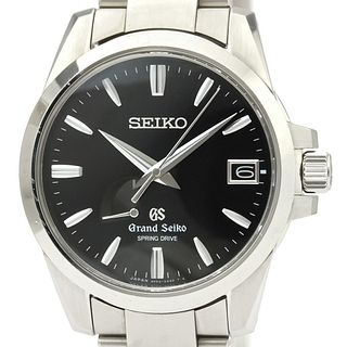 Seiko Grand Seiko Spring Drive Stainless Steel Men's Dress Watch SBGA027 (9R65-0AG0) BF517881