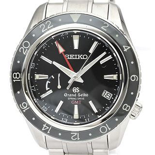Seiko Grand Seiko Spring Drive Stainless Steel Men's Sports Watch SBGE001(9R66-0AA0) BF527407