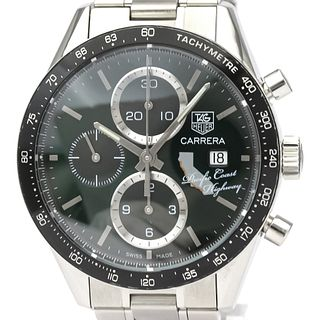 Tag Heuer Carrera Automatic Stainless Steel Men's Sports Watch CV201N BF516556