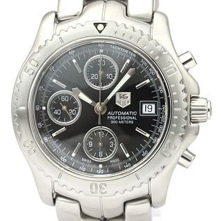 Tag Heuer Link Automatic Stainless Steel Men's Sports Watch CT2111 BF525873