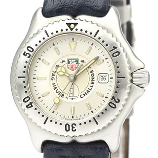 Tag Heuer Sel Quartz Stainless Steel Women's Dress Watch WI1310 BF527935