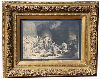Rembrandt Harmenszoon Van Rijn (1606 - 1669)