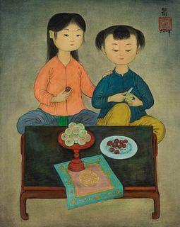MAI TRUNG THU (VIETNAMESE-FRENCH 1906-1980)