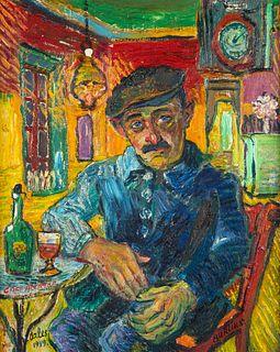 DAVID BURLIUK (RUSSIAN 1882-1967)