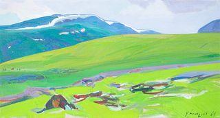 GRIGOR KHANJYAN (ARMENIAN 1926-2000)