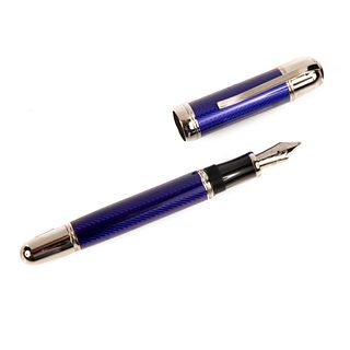 Montblanc Writers Edition 'Jules Verne' Fountain Pen